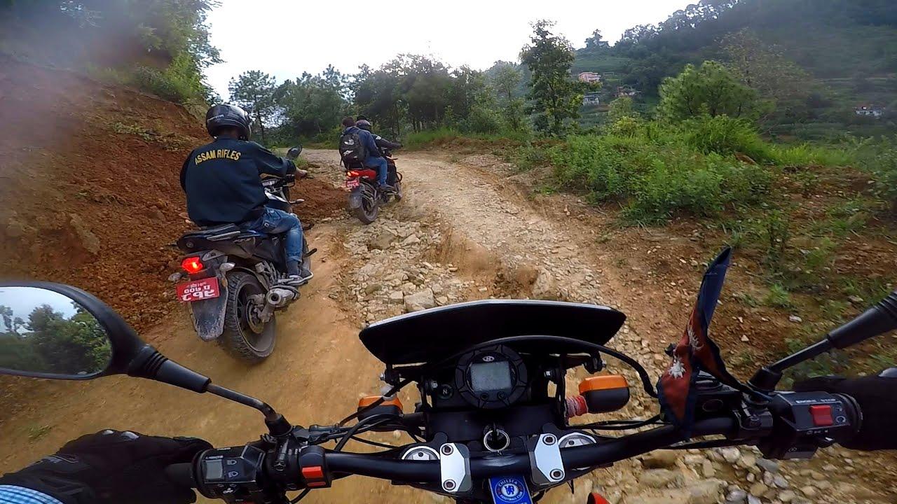 Offroad Ride To Seto Gumba | Drone Shots | Motovlog