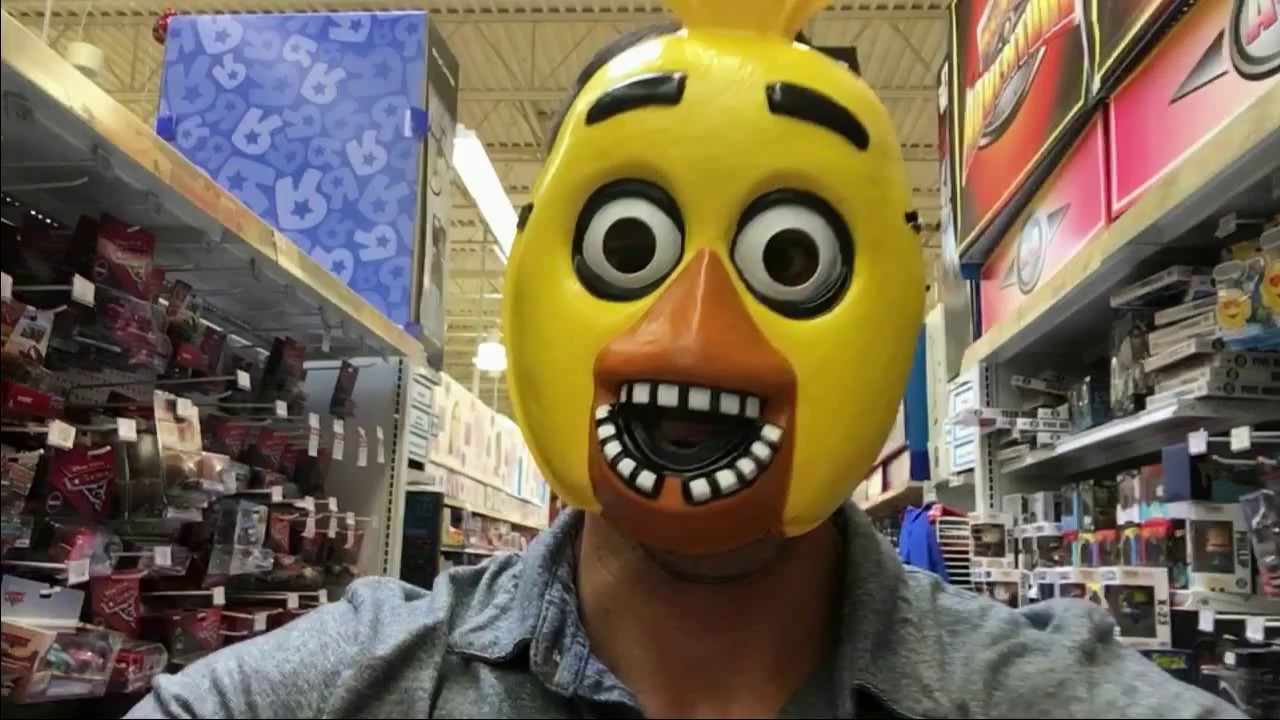 POKEMON CARD Pack Opening INSIDE TOYS R US and WALMART TOY HUNT! (CREEPY FNAF MASK and DARTH VADER)  sc 1 st  YouTube & POKEMON CARD Pack Opening INSIDE TOYS R US and WALMART TOY HUNT ...