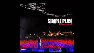 12 - Simple Plan - Untitled - MTV Hard Rock LIVE - 2005 [HD + Lyrics]