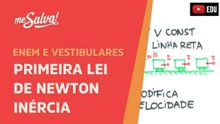 Me Salva! DIN01 - Dinâmica - Primeira Lei de Newton - Inércia