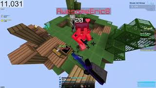 A UHC Player Does Ranked SW?   Ranked Skywars Montage #1
