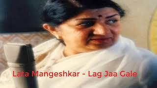 Lata Mangeshkar Lag Jaa Gale