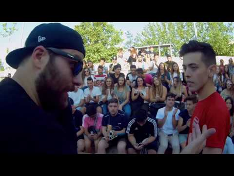 MONTES vs JUAREZ (BATALLÓN) - Cuartos de Final - General Rap Alcoy - Mountain Battles