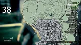 GTA 5 - Omega - All Spaceship Part Locations
