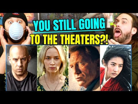 PANDEMIC DELAYS HOLLYWOOD FILMS & TV SHOWS!!!
