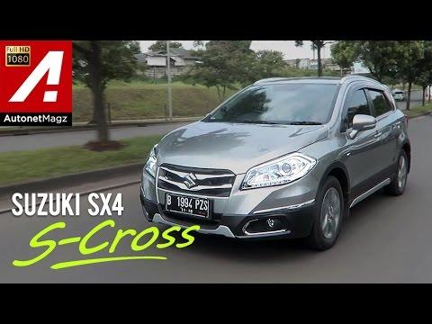 Suzuki SX4 S Cross Review