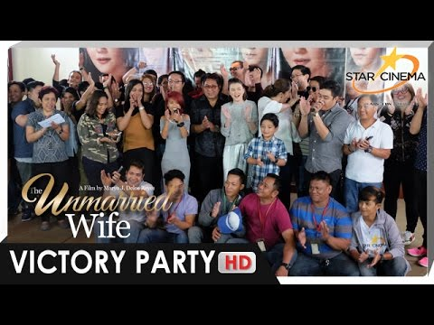 [FULL] 'The Unmarried Wife' Victory Party - 동영상