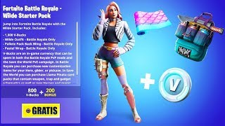 NEW STARTER PACK IN FORTNITE! START PACK 7 IN FORTNITE!