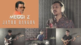 Gambar cover Meggy Z - Jatuh Bangun METAL Cover by Sanca Records