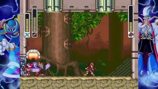 Mega Man X 3 (PS4) Starting New Game