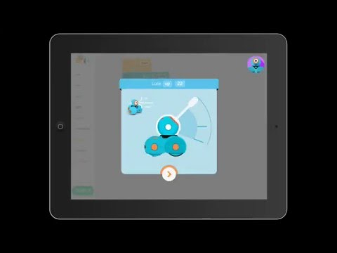 Intro To Blockly App For Dash And Dot