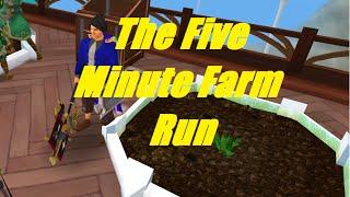 Runescape - Five Minute Herb Run Guide 2015