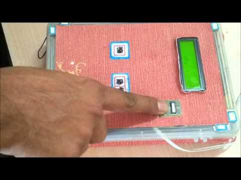 Fingerprint Scanner Door Lock Arduino