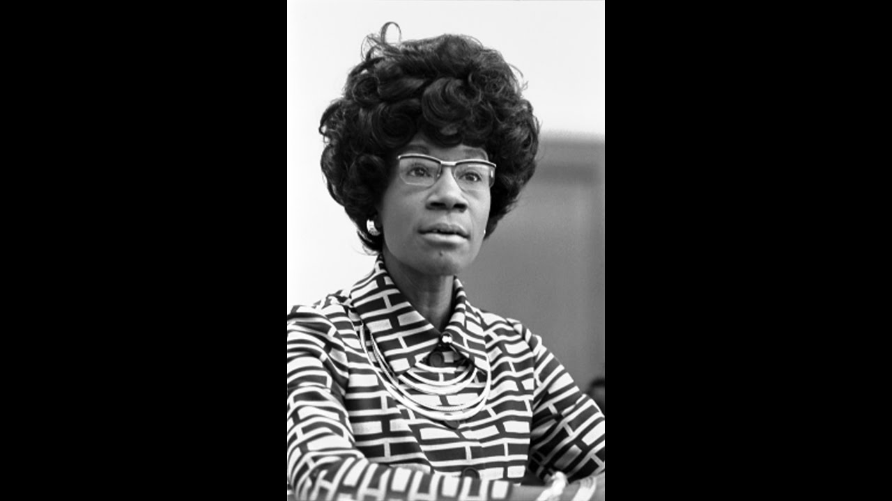 Shirley Chisholm speaking at UCLA 5/22/1972 - YouTube
