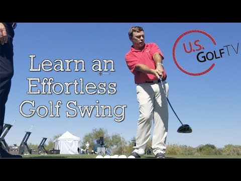 Paul Wilson's Effortless Golf Swing