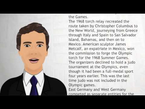 1968   Mexico City, Mexico - Wiki Videos