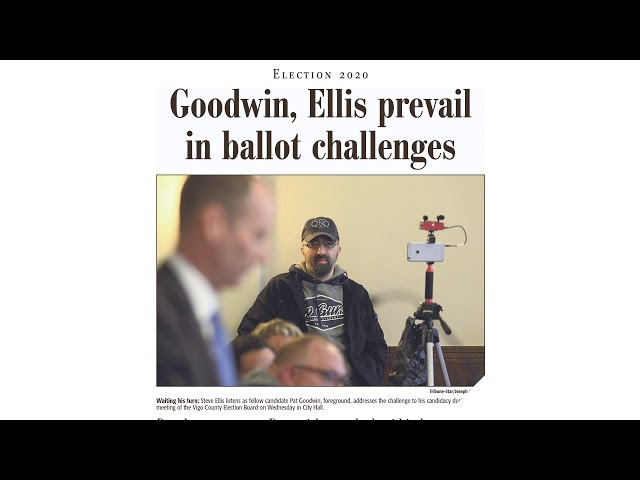 Goodwin For Commissioner