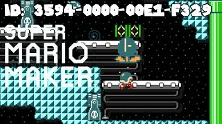 Super Mario Maker - Bounce The Munchers