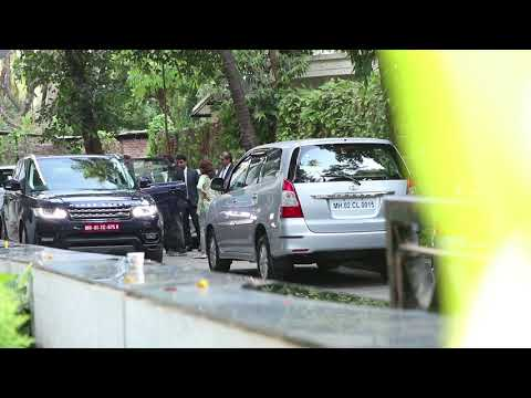 MADHURI DIXIT TRAIL DRIVE WITH RANGE ROVER