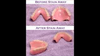 stain away denture cleaner review how to