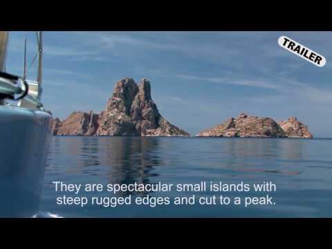 Sailing around the coast of Ibiza and Formentera (trailer)