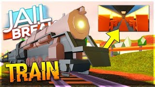 JAILBREAK ROBLOX TRAIN *LEAKS* NEW JAILBREAK UPDATE| SERVER CONTROL AND BATTLE ROYALE! CODES!