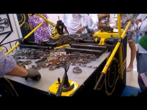 Eisenkraft Bending Machines - CAMBUILD'15 – The 5th Edition of Cambodia's. Khmer news Today