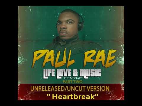 Paul Rae Music: Heartbreak