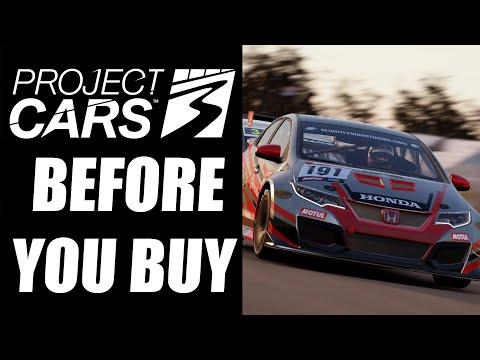 Project CARS 3 - 15 Things You NEED To Know Before You Buy