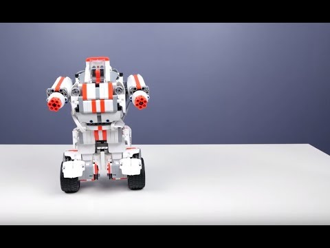 NEW 2017 - Xiaomi MITU DIY Mobile  Phone Controlled Robot  Self-assemble Robot for Kids Toy Gift
