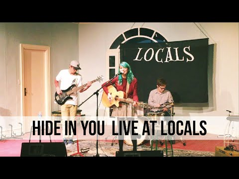 Hide in You Live at Locals - Full Acoustic Session