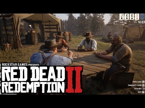 Red Dead Redemption 2: Official Gameplay (4K)