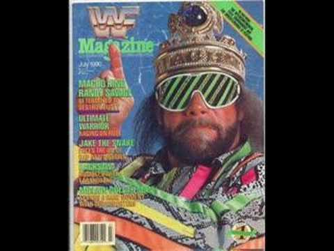 'Macho Man' Randy Savage Theme