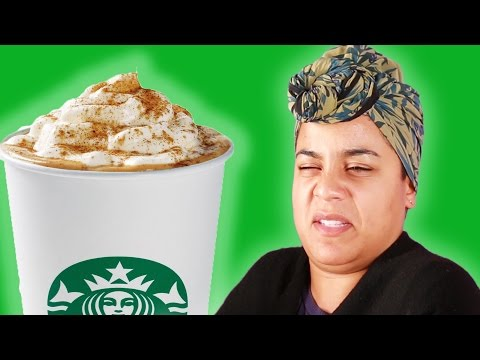People Try Starbucks Secret Pumpkin Spice Menu