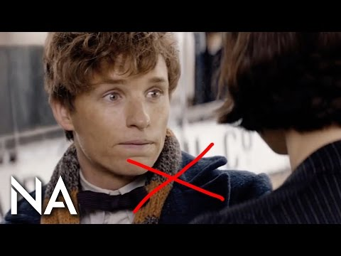 Eddie Redmayne Isn't The Star of The Next 'Fantastic Beasts' Movies