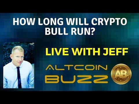 How Long Will The Crypto Bull Run?