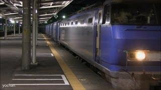 【ワムハチ】JR貨物 EF200-14+ワム80000形(有蓋車)富士駅に到着 Boxcar,Freight train