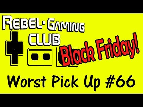 Worst Pick Up #66 Black friday madness, AAA's Safety and Ska.