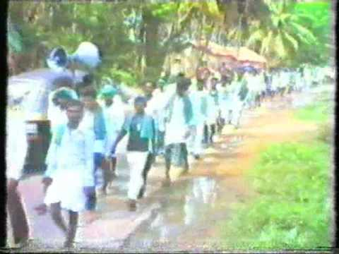 """Great Songs from the KRRS music Album 'Hombale"""" and Rare Historical Video clips of KRRS(1985's Padayatre to Bangalore from all over Karnataka)"""