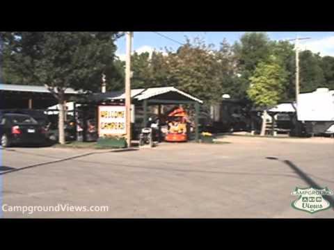 CampgroundViews.com - Happy Holiday Resort Rapid City South Dakota SD