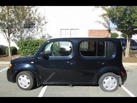 Nissan Cube 2010. Первые Серьезные Минусы.