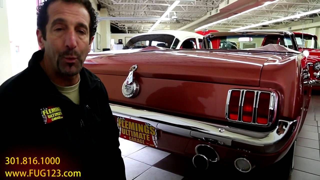 1966 ford mustang convertible for sale with test drive driving sounds and walk through video