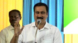 In The Name of Tamil Karunanidhi Cheated Tamil People - J Guru & Anbumani Ramdoss