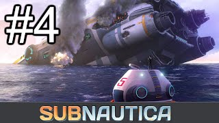 Let's Play Subnautica (AURORA Update) - Episode 4 - Sea Base!