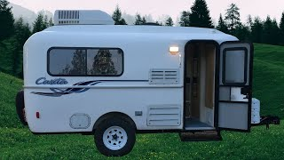 Why We Bought a Casita Trailer and Sold Our Scamp