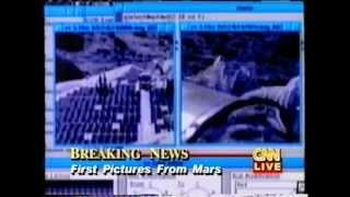 Mars Pathfinder mission - LIVE coverage - 1997 - part 2