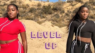LEVEL UP CHALLENGE | NaeNaeTwins