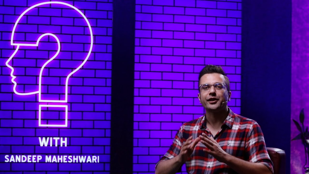 How to be a part of the Q&A Session with Sandeep Maheshwari?