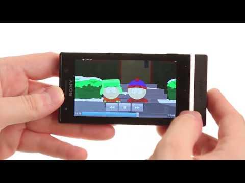 Sony Xperia U - recenzja, Mobzilla odc. 101