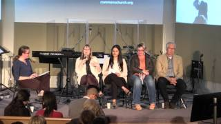 poverty inc panel discussion